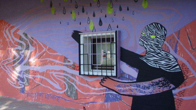 """Vanja Trobić, """"Acid rain"""", dječji vrtić """"Tratinčica"""" u Dugavama, MUU 2011"""