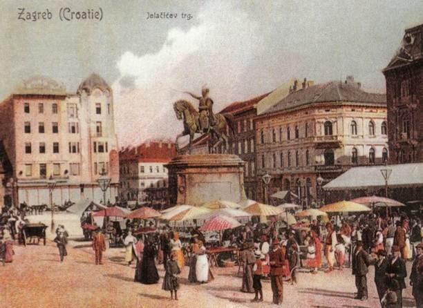 Na Harmici se kava točila gotovo stoljeće prije nego u Londonu i Parizu