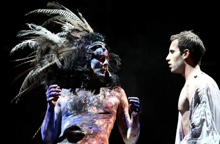 Livio Badurina kao Michelangelo ostarjela je heroin chicu sklona drag queen tetka