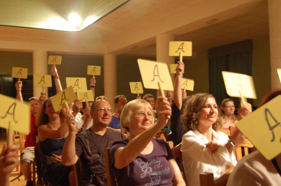 Interakcija s publikom zaštitni je znak Kotar Festa