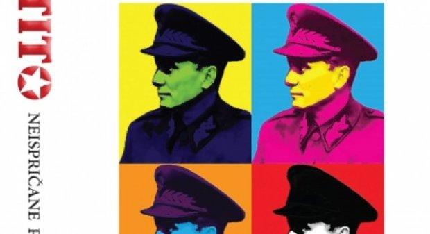 sjajna naslovnica Saše Celinščaka prikazuje Tita kao najveću ikonu jugoslavenkse pop kulture