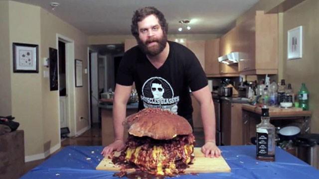 EMP je ekstremna parodija kulinarskih emisija i bizarna kritika svjetskih prehrambenih navika