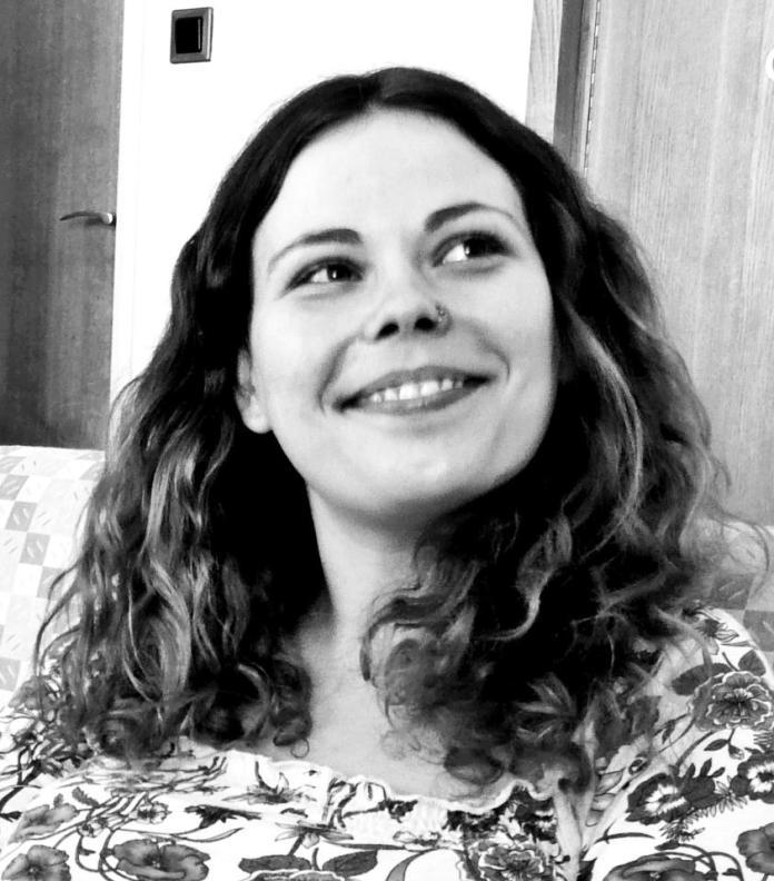 27-godišnja Jasmina šušić iz Kutine mlada je nada hrvatske suvremena poezije