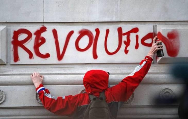 teško se bavit temom revolucije u vremenu kada je postala mobilna tarifa