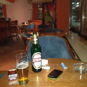 Tipična večer u staračkom domu
