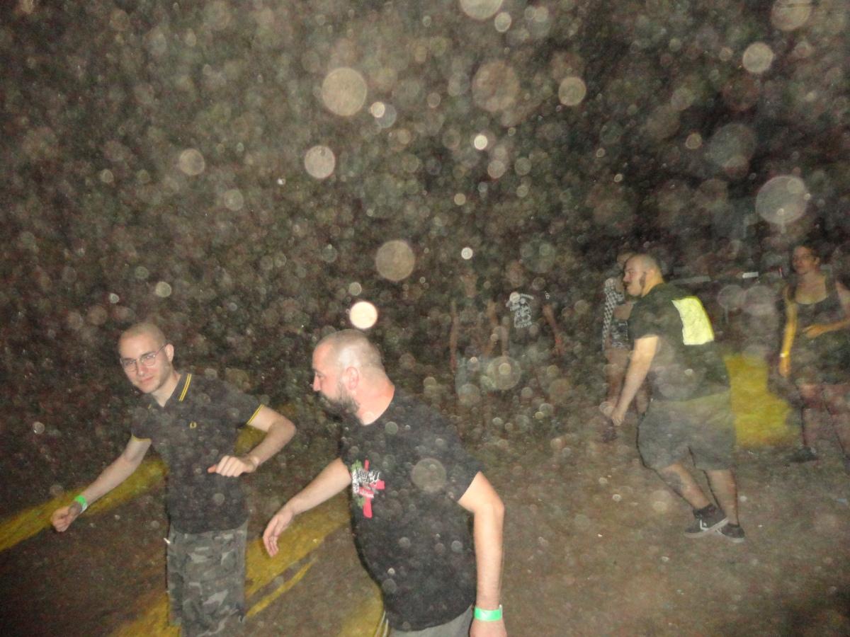 (GALERIJA) Kanal Fest: Pogo koji je dizao prašinu